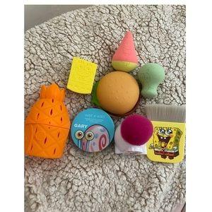 Wet n Wild Spongebob bundle